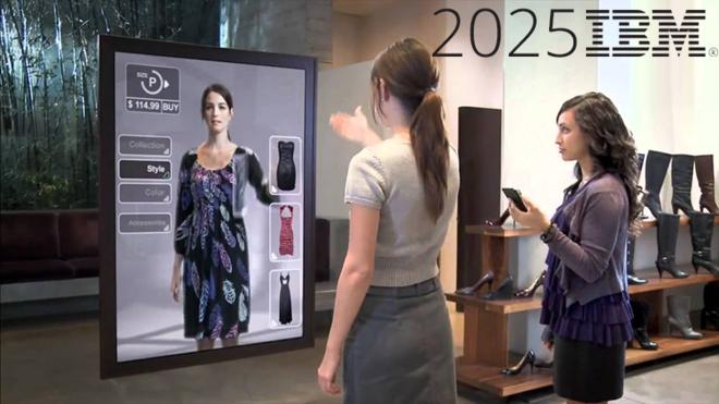 Las tiendas del futuro